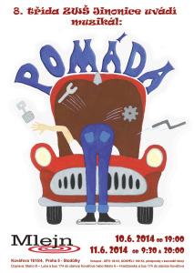 Muzikál Pomáda
