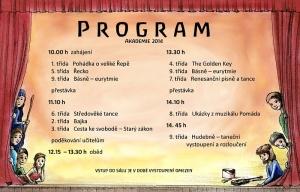 Program Akademie 2014