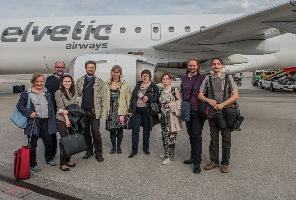 Služební cesta Praha 5 - Biel