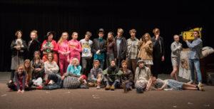 Karlík atovárna na čokoládu – 8.třída ročníkové divadlo