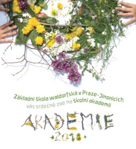 Akademie ZWŠ Jinonice 23.6.2018